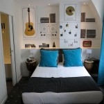 Our rocking hotel room